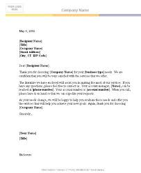 professional letter template word 28 images 6 microsoft word