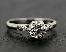 verlobungsring vintage the ring kuratiert amour auf etsy
