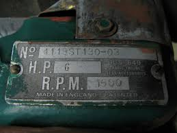 lister single cylinder generator