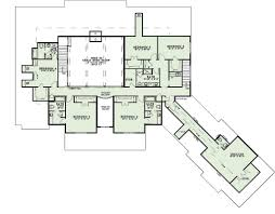 european style house plan 6 beds 7 50 baths 6024 sq ft plan 17 2538
