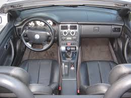 Slk230 Interior Anyone Got Any Experience With Crossfires Mg Rover Org Forums