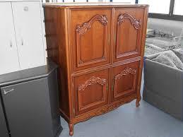 Chippendale Wohnzimmer Schrank Fernsehschrank Tv Schrank Kirsche Chippendale Echtholzfurnier