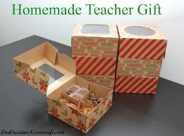 Homemade Holiday Gifts by One Creative Housewife Homemade Christmas Gift For Teachers