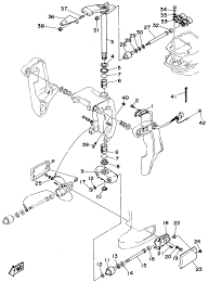 mercury 650 parts diagram mercury outboard motor parts diagram