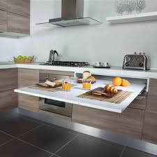 BPF Pull Out Tables  Space Saving Table Tops Buy Online - Kitchen pull out table