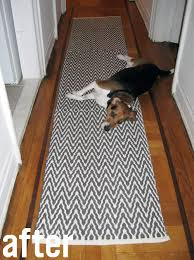 Diy Runner Rug Diy Bath Mat Hallway Runner Hallway Runner Bath And Runner