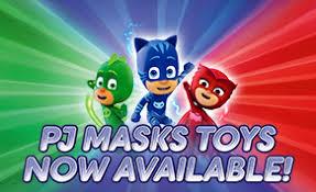 grown ups pj masks