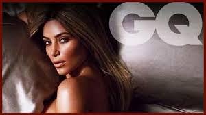 nude photos of kim kardashian kim kardashian nude photos appear in gq magazine youtube