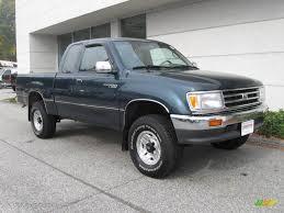 toyota t100 truck 1995 evergreen pearl metallic toyota t100 truck sr5 extended cab