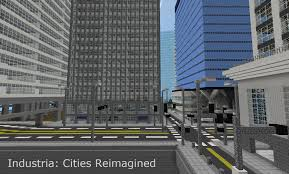 Minecraft New York Map by Industria U2013 An Extremely Detailed City Creation Adventure