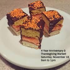 nunziata s 4 year anniversary thanksgiving market is november 18