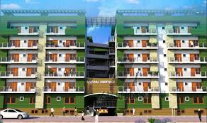 1 bhk studio apartment 400 sq ft for sale in neoshape anchal