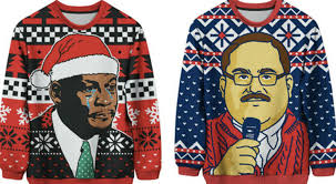 Christmas Sweater Meme - happy national ugly christmas sweater day entertainment news