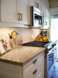 White Cabinets Brown Granite by Rambling Renovators Galley Kitchen With White Shaker Cabinets