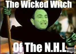 Witch Meme - gary bettman the wicked witch meme