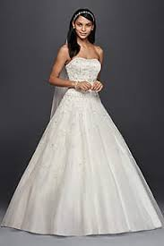 gown wedding dress oleg cassini wedding dresses gowns 2017 david s bridal