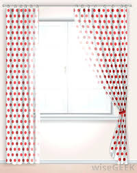 Winter Window Curtains Winter Window Curtains Decorating With Winter Window