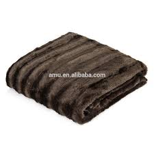 Cheap Faux Fur Blanket Mink Blanket Mink Blanket Suppliers And Manufacturers At Alibaba Com