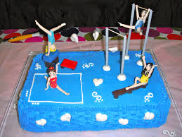 best 25 gymnastics cake toppers ideas on fondant
