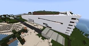 Minecraft Stairs Design Stairs Modern House Minecraft Project