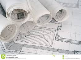 architect plans architect plans series stock photography image 2311092