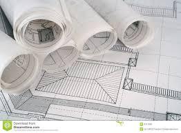 landscape architect drawing royalty free stock photo image 4543565
