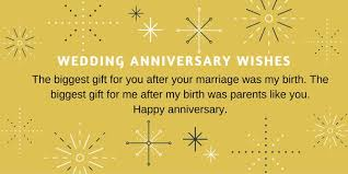 wedding wishes to parents brilliant wedding anniversary wishes for parents wedding