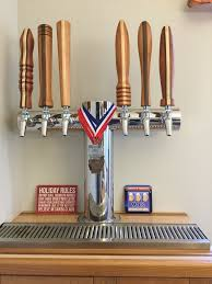 Perlick Beer Faucet 650ss With Flow Control by Draft System Design Garage Brewers Society