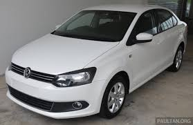 volkswagen sedan 2015 gallery volkswagen polo 1 6 sedan ckd facelift image 343072