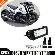 led lights for motorcycle for sale double led light bar headlight fog driving l for honda grom 125