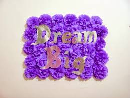 Room Decorating Ideas With Paper Diy Decor Ideas For Purple Lovers