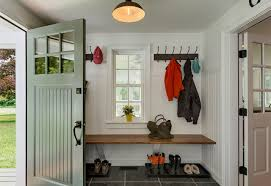 Mudroom Entryway Ideas Simple Mudroom Ideas Good For A Mudroom You Can Add End Dividers