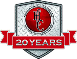 20 yr anniversary history harrison contracting company