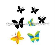 multi designs temporary mini butterfly buy mini butterfly