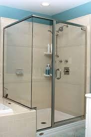 aluminum framed showers doylestown glass
