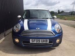 2009 mini hatch 1 6 cooper d 3dr chili pack 20 road tax up to