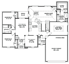 3 bed 2 bath floor plans plan of a house 3 bedrooms 3 bedroom 2 bath house plans fresh the