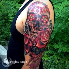 skull tattoos pictures page 21