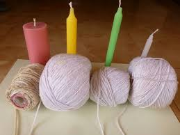 how to make beautiful candles easy craft ideas