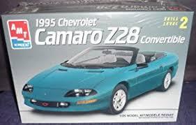 1995 camaro z28 convertible amazon com amt 1995 camaro z28 convertible toys
