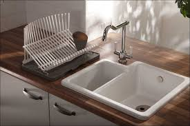 Top Mounted Kitchen Sinks by Kitchen Drop In Farmhouse Sink Top Mount Kitchen Sinks Swan