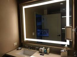 Bathroom Mirror With Tv by Bathroom With Tv In Mirror Picture Of Omni Dallas Hotel