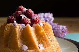 lilac lemon pound cake sweet si bon