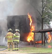 Barn Fires Fire Cedar Springs Post Newspaper