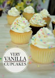 very vanilla cupcakes kiss the foodie