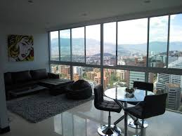 2015 update furnished apartment rental costs in medellin a typical furnished apartment living room in medellin