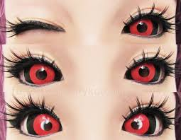 cheap halloween contact lens review sclera lenses phantasee gremlin tokyo ghoul and rize