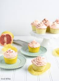 lemon cupcakes with grapefruit buttercream crumb kitchen