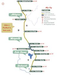 Spokane Washington Map Explore The Trail Centennial Trail U2013 Past Forward