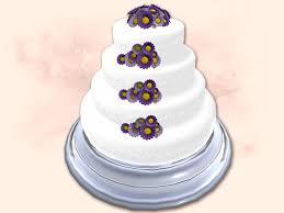 wedding cake options second marketplace big cake wedding cake daisies with